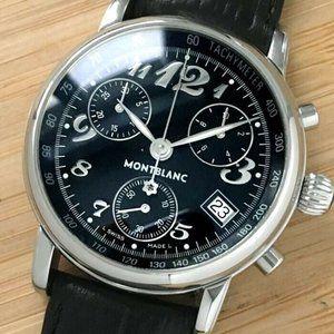 MONTBLANC Watch Meisterstück Chronograph
